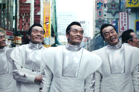 BANDAI SPIRITS / TAMASHII NATIONS TOKYO 第1話「未来人アキバに立つ」