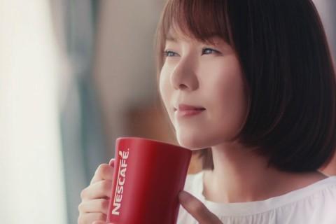 ネスレ日本 / ネスカフェ エクセラ「新!こまやか焙煎」篇