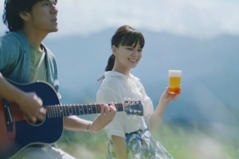 キリンビール / 淡麗グリーンラベル「GREEN JUKEBOX 結」篇