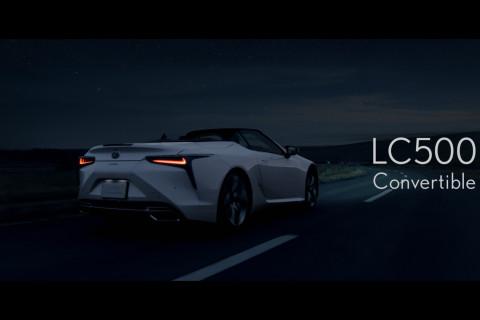 トヨタ自動車LEXUS / 4 Seasons with LC Convertible「Winter」篇